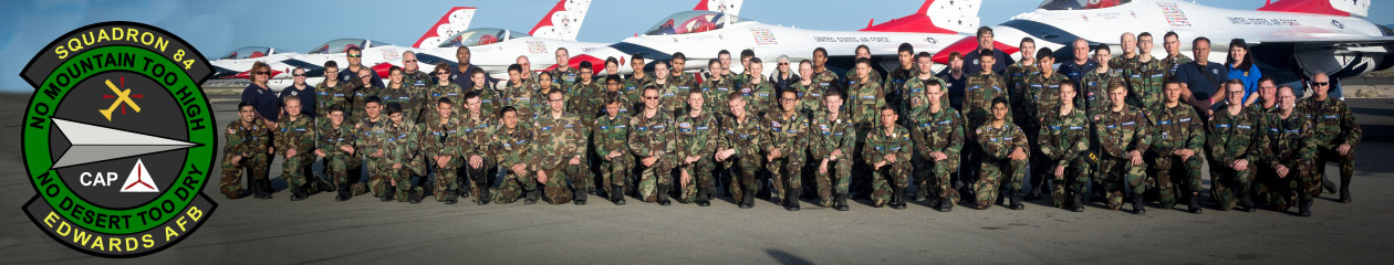 Civil Air Patrol – Edwards AFB Composite Squadron 84
